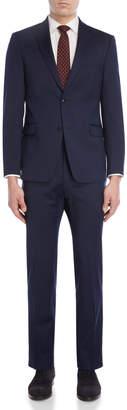 Tommy Hilfiger Two-Piece Navy Skinny Stripe Suit