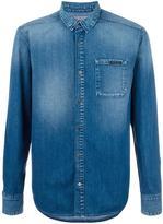 Calvin Klein Jeans chest pocket denim shirt
