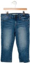 Joe's Jeans Girls' Cropped Straight-Leg Jeans