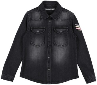 Zadig & Voltaire Denim shirts