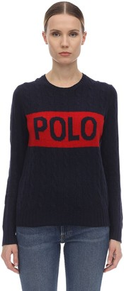 Polo Ralph Lauren Merino Wool & Cashmere Sweater