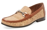 Donald J Pliner Niles Apron-Toe Loafer