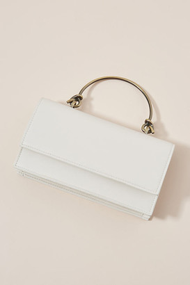 Sondra Roberts Reilly Crossbody Bag By in White Size ALL