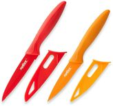 Zyliss 2-Piece Coated Knife Set
