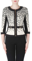 Joseph Ribkoff Black Clay Jacket