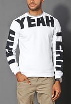 Forever 21 Yeah Yeah Yeah Sweatshirt