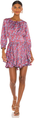 For Love & Lemons Shiloh Mini Dress
