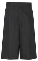 Vetements Cotton-blend Shorts