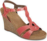 Aerosoles A2 BY A2 by Stone Plush Wedge Sandals