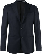 Z Zegna printed blazer - men - Cupro/Wool - 46
