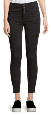 J Brand Brigitte Sky High Cargo Pants