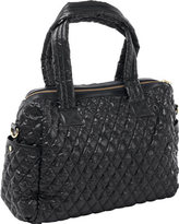 Clava Women's Three Quilted Duffel Bag