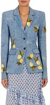 Altuzarra Women's Deming Python Jacket