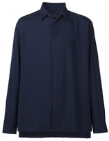 Lanvin dropped shoulder shirt