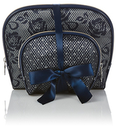 M&S Collection 2 Pack Lace Bag Set