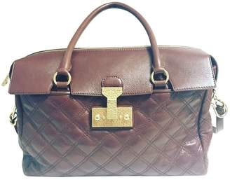 Marc Jacobs Single Brown Leather Handbags