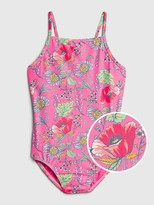 Gap Kids Floral Swim One-Piece
