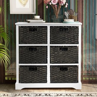 White Basket Drawers Shop The World S Largest Collection Of Fashion Shopstyle
