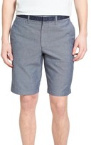 Original Penguin Men's Gingham Trim Oxford Shorts