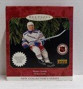 Hallmark Hockey Greats: Wayne Gretzky 1st in Series 1997 Keepsake Ornament