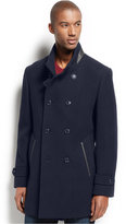 INC International Concepts Ted Wool-Blend Coat