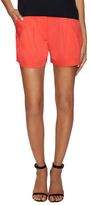 Nicole Miller New Stretch Front Pleat Short