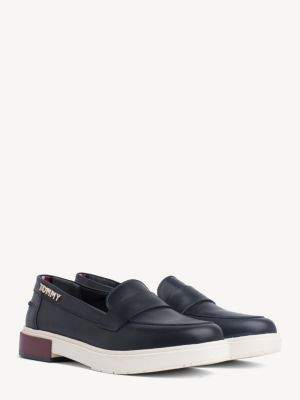 Tommy Hilfiger Casual Leather Loafers