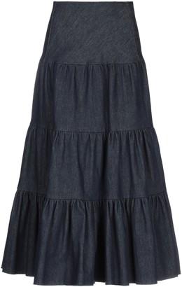 Chloé Denim skirts