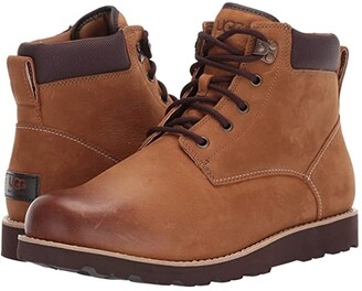 UGG Seton TL (Chestnut) Men's Lace up casual Shoes