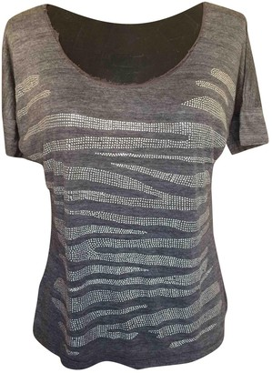 Maje Grey Top for Women
