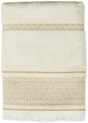 Saturday Knight Elephant Walk Cotton Jacquard Bath Towel Bedding