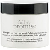 Philosophy full of promise dual action restoring cream for volume and lift