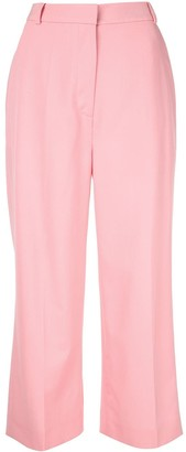 Markus Lupfer cropped trousers