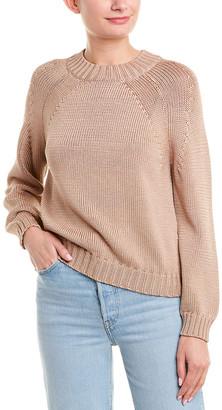 Milly Metallic Sweater