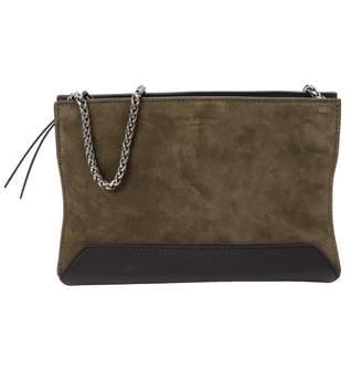 Rag & Bone Khaki Suede Handbags