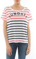 Sundry Sundays Stripe Tee