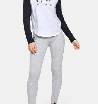 Under Armour Women's UA Fit Kit Baseball Long Sleeve T-Shirt
