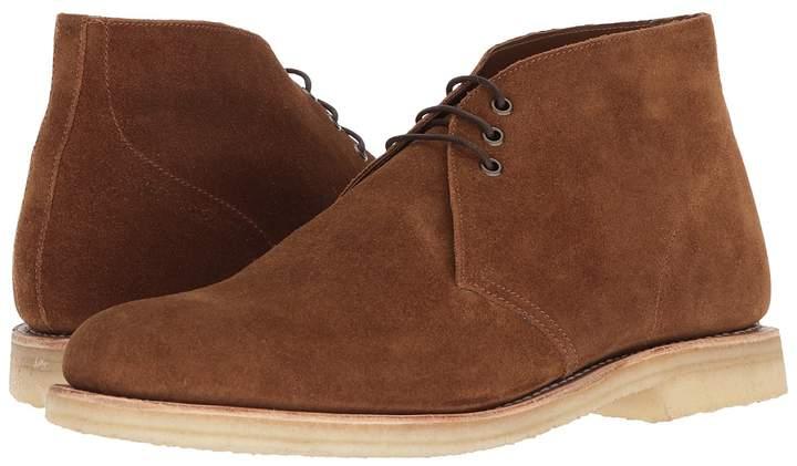 Grenson Oscar Suede Boot Men's Shoes