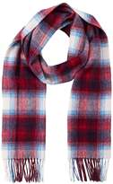 Gap Gap Pendleton Scarf Crimson Red