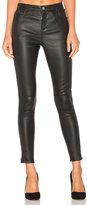 Anine Bing Classic Leather Pants