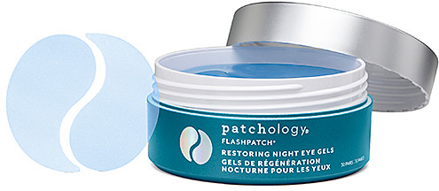 Patchology FlashPatch Restoring Night Eye Gels 30 Pairs.