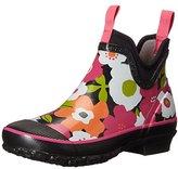 Bogs Women's Harper Spring Flowers Rain Boot