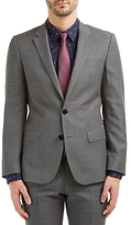 Hugo Boss Hugo By Hugo Boss C-huge1 Hopsack Slim Fit Suit Jacket, Medium Grey