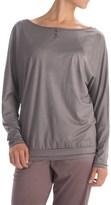Calida Wishing Well Pajama Shirt - TENCEL®, Long Sleeve (For Women)