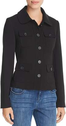 Karl Lagerfeld Paris Lightweight Utility Jacket