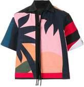 Craig Green palm print shirt jacket
