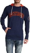 Mitchell & Ness MLB Tigers Away Team Hooded Sweatshirt