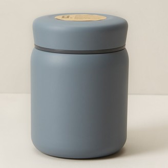 Oui Food Thermos Bluestone