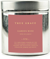 True Grace - Walled Garden Candle in Tin - Garden Rose - 250g
