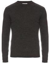 Tomas Maier Cashmere Crew-neck Sweater